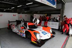 #44 Manor, Oreca 05 Nissan: Matthew Rao, Richard Bradley, Roberto Merhi