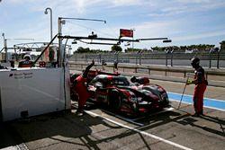 #7 Audi Sport Team Joest, Audi R18: Marcel Fässler, Andre Lotterer, Benoit Tréluyer