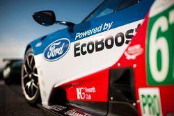Detail #67 Ford Chip Ganassi Racing Team UK Ford GT