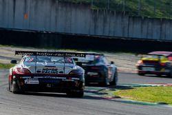 #10 Hofor-Racing Mercedes SLS AMG GT3: Michael Kroll, Christiaan Frankenhout, Kenneth Heyer, Roland