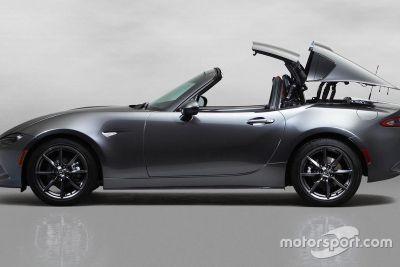 Präsentation: Mazda MX-5RF