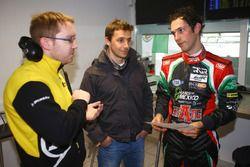 #43 RGR Sport by Morand Ligier JSP2 - Nissan: Filipe Albuquerque, Bruno Senna With Dunlop INGENIERO