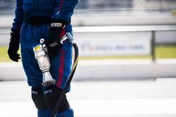Monteur van de #67 Ford Chip Ganassi Racing Team UK Ford GT: Marino Franchitti, Andy Priaulx, Harry