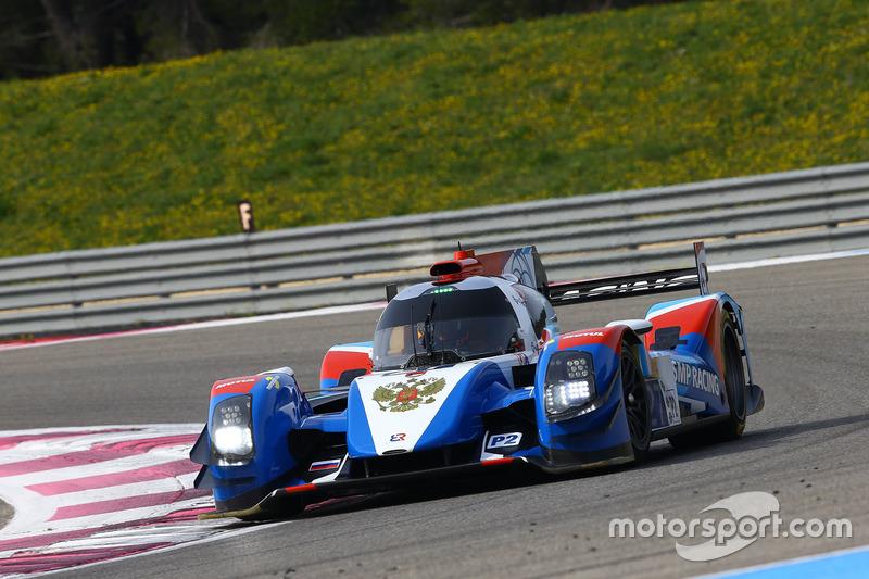 LMP2 - SMP Racing