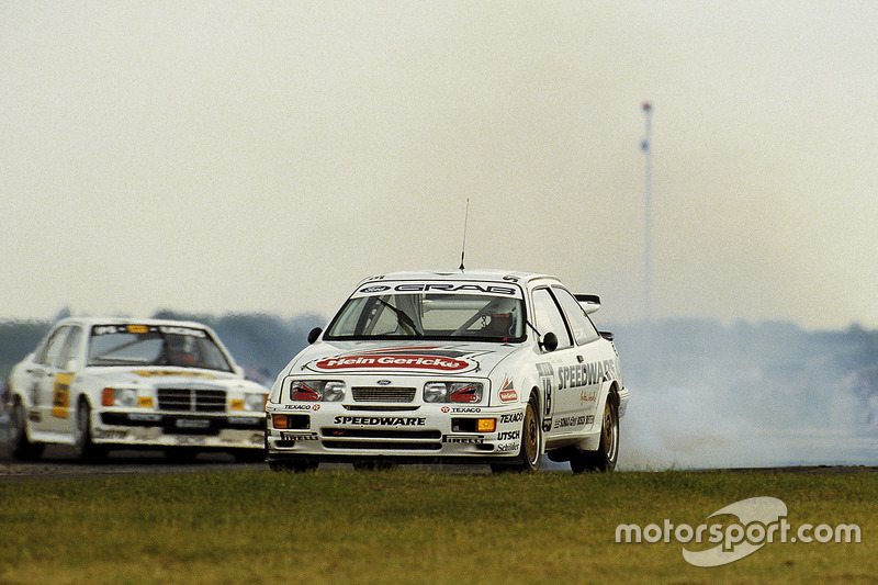 Klaus Ludwig, Grab Ford Sierra Cosworth