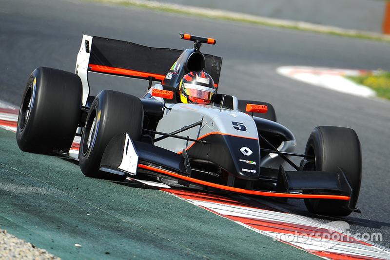 Emil Bernstorff, Strakka Racing