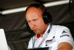Marco Ujhasi, Director de Porsche GT racing