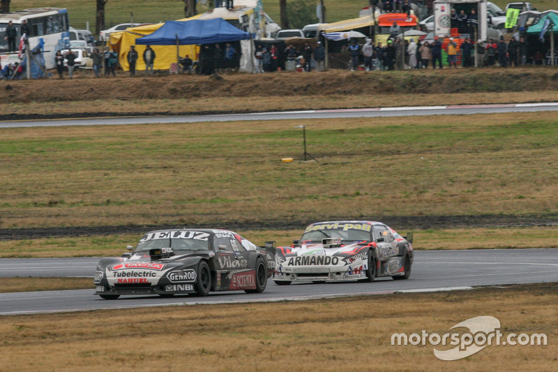 Pedro Gentile, JP Racing Chevrolet, Diego de Carlo, JC Competicion Chevrolet