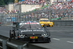 Bruno Spengler, BMW Team MTEK, BMW M4 DTM; Timo Glock, BMW Team RMG, BMW M4 DTM