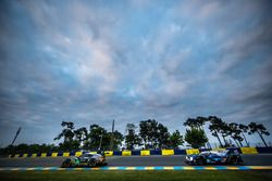 #95 Aston Martin Racing Aston Martin Vantage: Nicki Thiim, Marco Sorensen, Darren Turner, #35 Baxi D