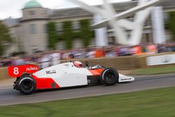McLaren-Tag/Porsche MP4/2 - Jenson Button
