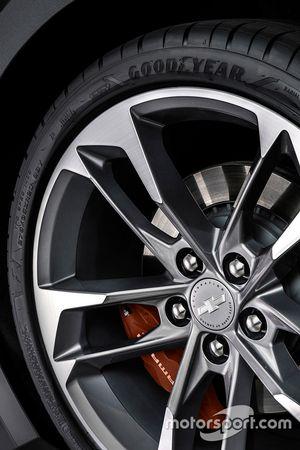 Zum 50-jährigen Jubiläum: Chevrolet Camaro SS, Edition 2017