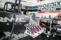 Phoenix Racing garajı