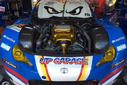 #18 Team Upgarage ve Bandoh Toyota MC86
