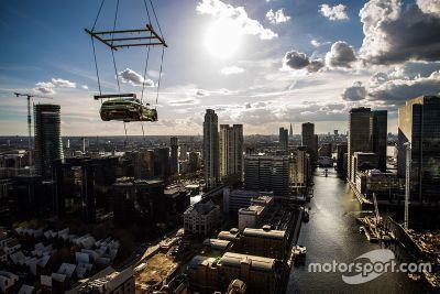 Aston Martin Racing Mount Anvil partnership