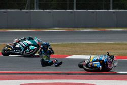 Alex Marquez, Marc VDS, crash
