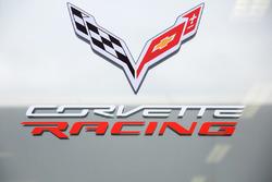 Logo de Corvette Racing
