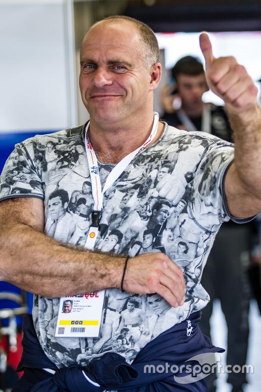 #27 SMP Racing BR01 Nissan: Sergey Zlobin