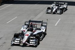 Will Power, Team Penske Chevrolet, Juan Pablo Montoya, Team Penske Chevrolet