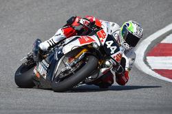 #44 Parkalgar Racing Team, Yamaha: Miguel Oliveira, Miguel Praia, Matthieu Lussiana