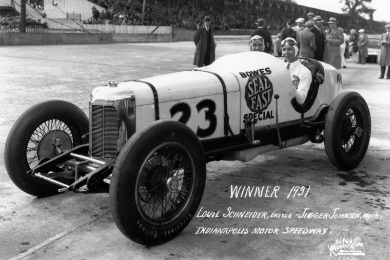 #19 Louis Schneider 1931