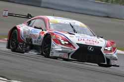 #39 Team Sard, Lexus RC F: Heikki Kovalainen, Kohei Hirate