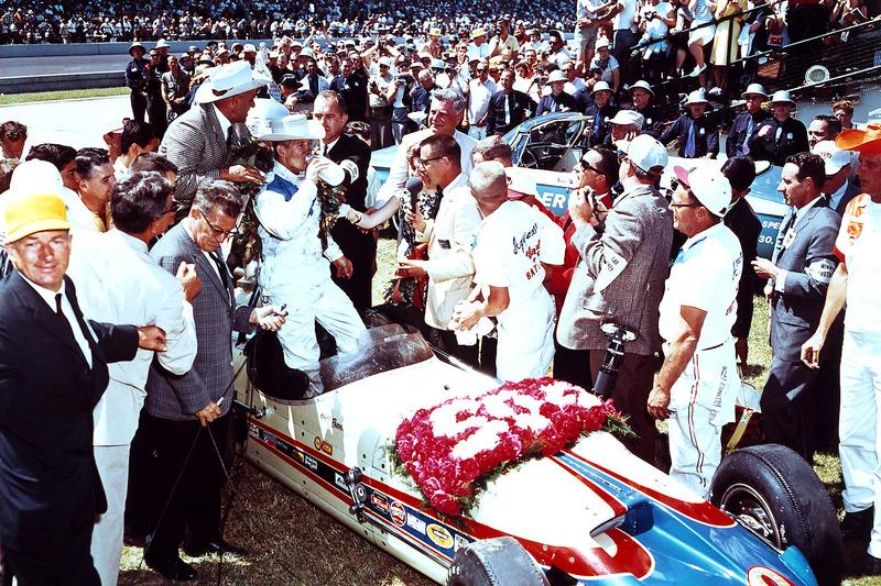1963: Parnelli Jones und der einzige Indy-Sieg