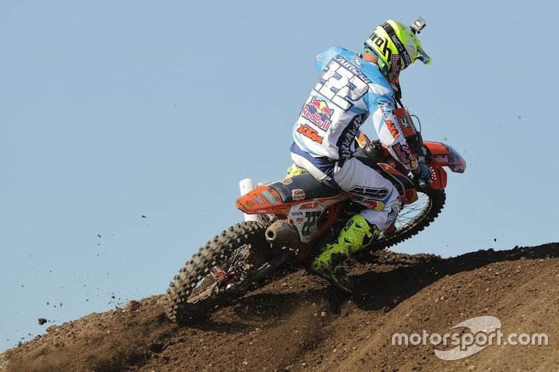 Antonio Cairoli, Red Bull KTM Factory Racing