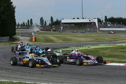 Federico Malvestiti, Antonelli Motorsport y Kush Maini, BVM Racing