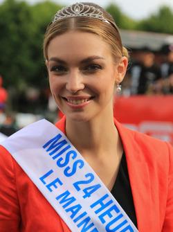 Сесиль Фуррие, Мисс 24 часа Ле-Мана 2016