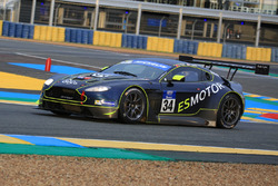 Салих Йолик, Юэн Хэнки, #34 TF Sport Aston Martin V12 Vantage GT3