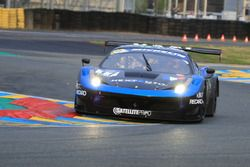 #17 Duqueine Engineering Ferrari 458 Italia GT3: Christophe Hamon, Lonni Martins