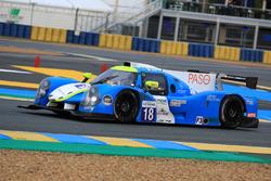 Ян Эрлахер, Романо Риччи, #18 M Racing - YMR Ligier JPS3 - Nissan