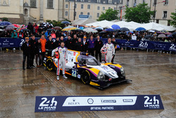 Винсан Капийер, Оливье Ломбард, Джонатан Коулман, #22 SO24! By Lombard Racing Ligier JS P2 Judd
