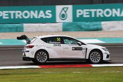 Loris Hezemans, Target Competition, SEAT León TCR