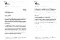 Lettre d'Anneliese Dodds à la Commissaire Européenne à la Concurrence