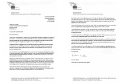 Anneliese Dodds letter to the European Commissioner for Competition