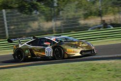 #108 Lamborghini Huracan, S.GTCup, Raton Racing: D'€™amico-Zaugg