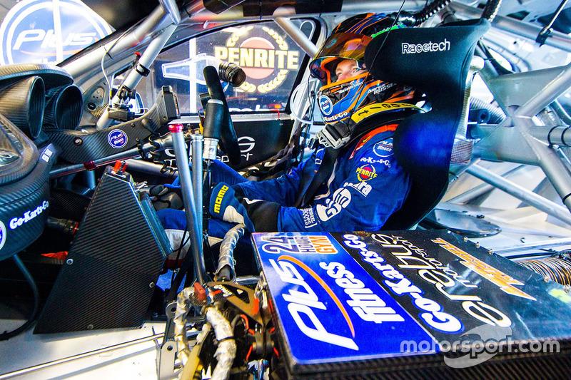 Aaren Russell, Erebus Motorsport, Holden