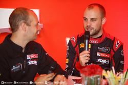 #28 Belgian Audi Club Team WRT, Audi R8 LMS: Laurens Vanthoor