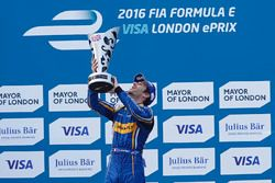 Yarış galibi Nicolas Prost, Renault e.Dams