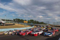 Foto de grupo de autos