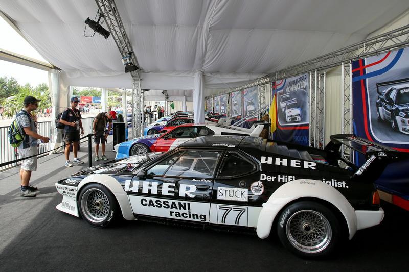 BMW M1 Procar Ausstellung