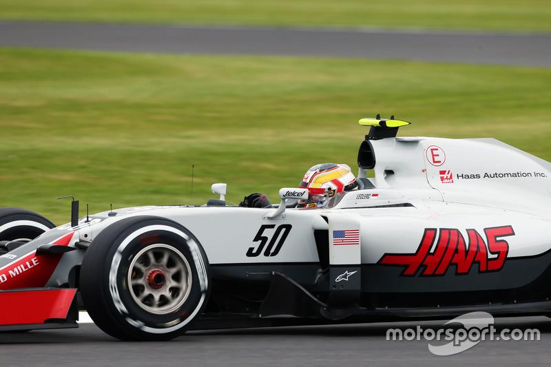 Шарль Леклер, Haas VF-16