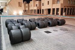 Шини на тестах в Абу-Дабі (перший день)