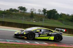 #109 Lamborghini Huracan S.GTCup, Antonelli Motorsport: Necchi-Galbiati