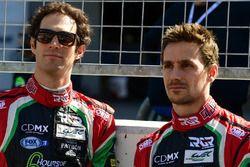 #43 RGR Sport by Morand Ligier JSP2 - Nissan: Filipe Albuquerque, Bruno Senna