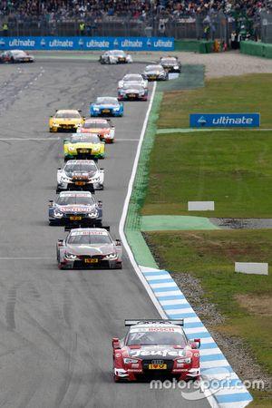 Miguel Molina, Audi Sport Team Abt Sportsline, Audi RS 5 DTM líder