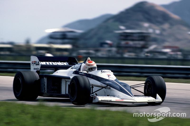1983 год. Весной проходят первые 6 гонок сезона