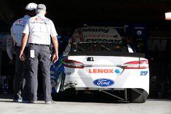 Ricky Stenhouse Jr., Roush Fenway Racing Ford'un kazalı otomobili